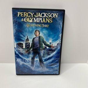 Percy Jackson & The Olympians The Lightning Thief